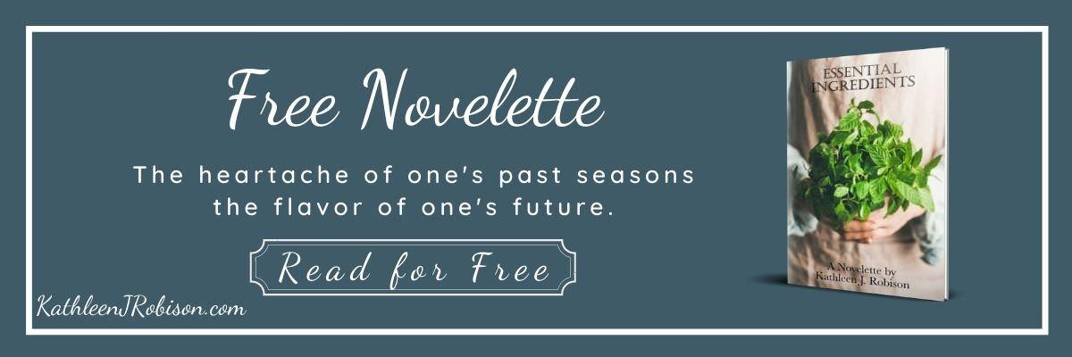 Essential Ingredients: Free Novelette by Kathleen J. Robison