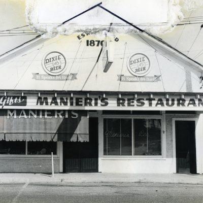 Manière Sister's Restaurant
