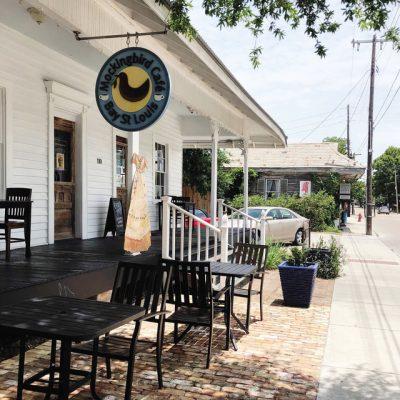 The Mockingbird Café